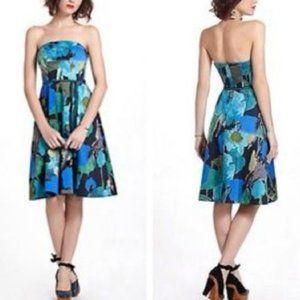 NWT Vanessa Virginia Shadeflower Dress size 12